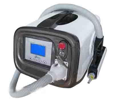 Xóa xăm bằng laser YAG Q-Switch HR-F4 hiệu quả cao